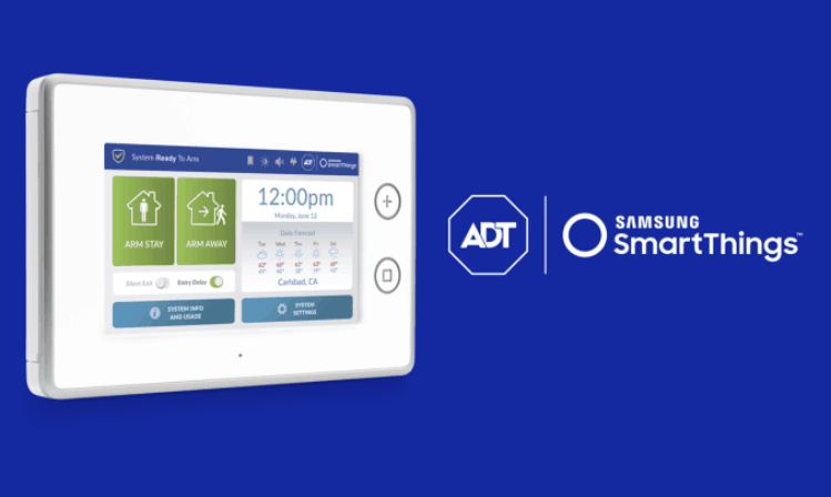ADT Samsung Smartthings