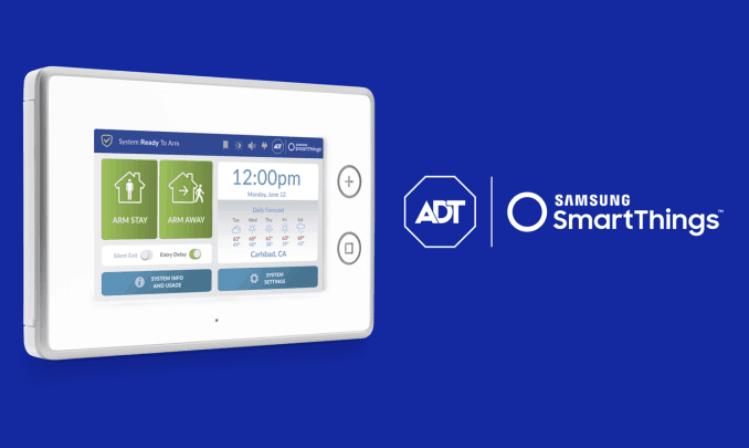ADT Samsung Smartthings