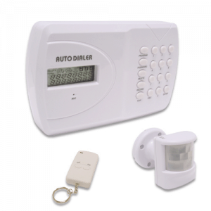 Auto-dialer security system