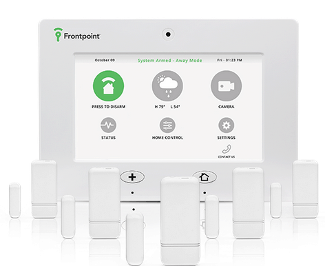 Frontpoint home security system cost home review for Frontpoint home security