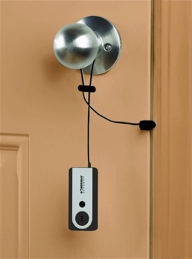 Best Door Handle Alarms, Door Knob Hanging Alarms   Best Reviews
