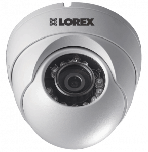 Dome Security Camera by Lorex