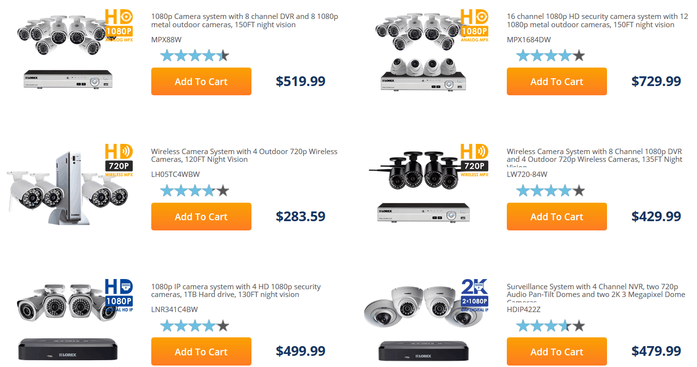 Lorex By Flir Security Camera System Review Best Reviews