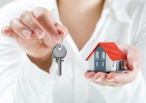 Securing a rental home