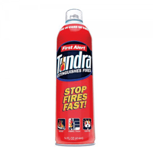 Tundra Fire Extinguisher Spray