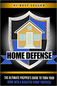 Home defense book called Ultimate Prepper's Guide