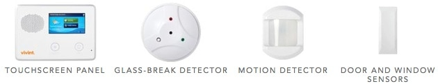 vivint-alarm-equipment